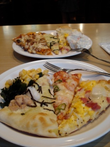 All You Can Eat Japanese Pizza Pasta