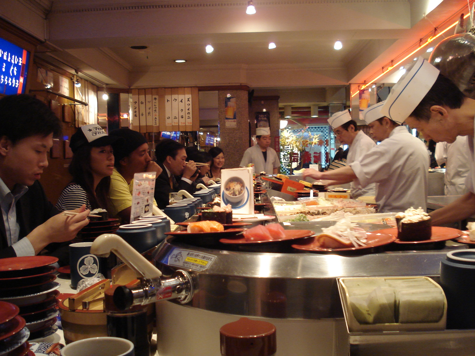 All you can eat japanese food smart amp cheap japan travel