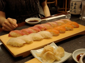 All You Can Eat Japanese Sushi 2