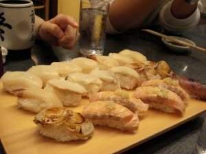 All You Can Eat Japanese Sushi 3