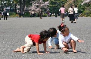 Japan Travel Photograph Japanese Kids