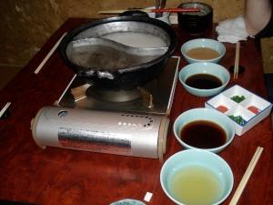 Japanese Shabu-Shabu Shabushabu Sauces Tare